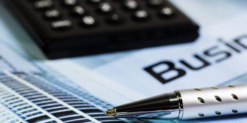 calculator-office-pen